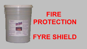 Fire protection FYRE SHIELD
