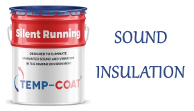 Sound insulation SILENT RUNNING
